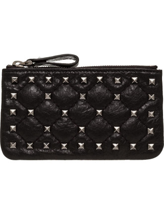 Cracked Lamb Rockstud Spike Key Case