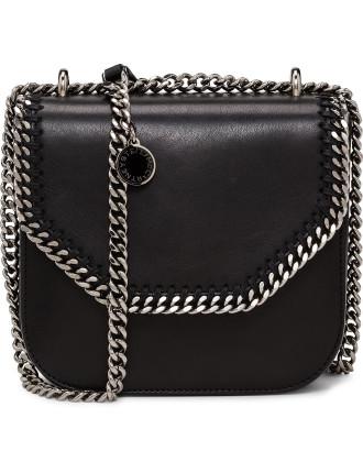 Fellabella Box Small Shoulder Bag With Chain