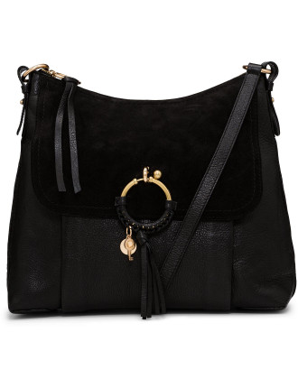 Joan Ring Trim  Slouch Hobo