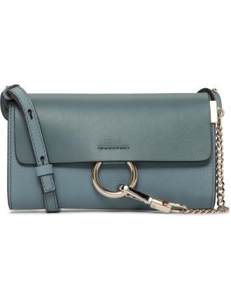 Faye Wallet On Strap Wallet On Strap