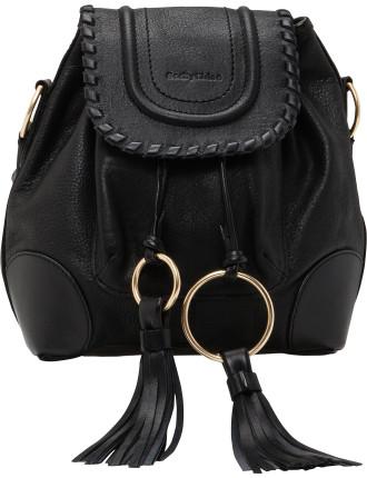 Polly Tassel Rings Shoulder Bag