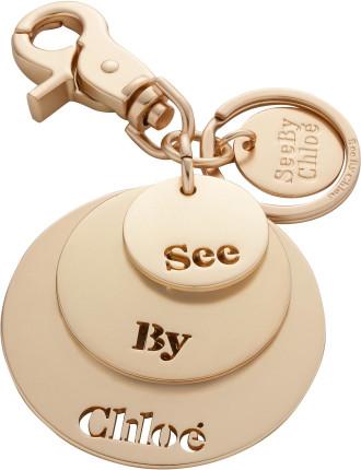Triple Disc Key Ring