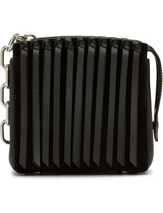 Attica Flap over Cross body with Fringe