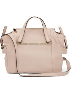 Small Bridget Bowling Bag With Metal Bar and Strap $1,899.00