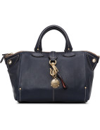 Mae Small Soft Bowling Bag With Charms $1,599.00