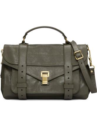 PS1 Medium Lux Leather Satchel