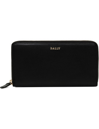 Medium Morissa Saffiano Zip Around Wallet