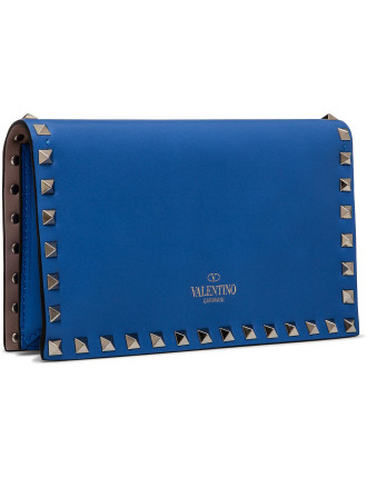 Rockstud Small Clutch Bag