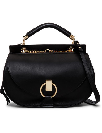 Goldie Large Satchel Bag