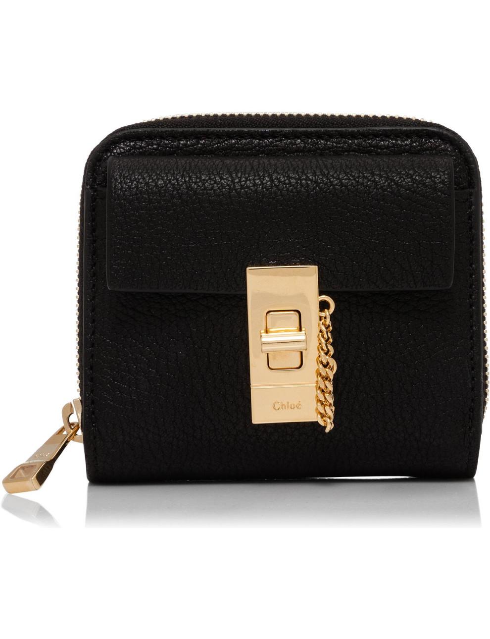 chloe wallets and purses