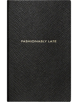 Fashionably Late Panama Notebook