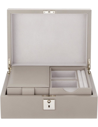 Panama Travel Tray Jewllery Box