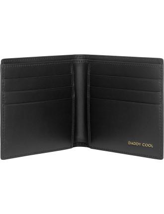 6 Card Case Bi Fold Wallet