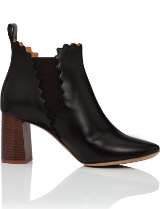 Lauren Ankle Boot 70 E54 Soft Calfskin