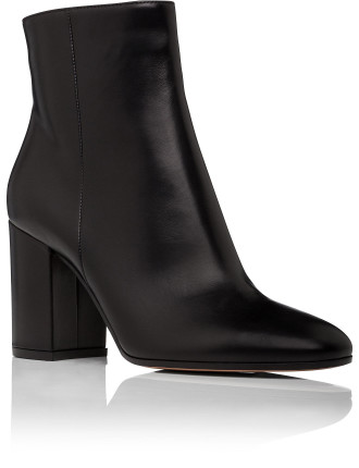 Leather 85mm Bootie Calf