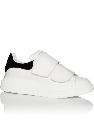 Sneaker With Velcro Whgp7