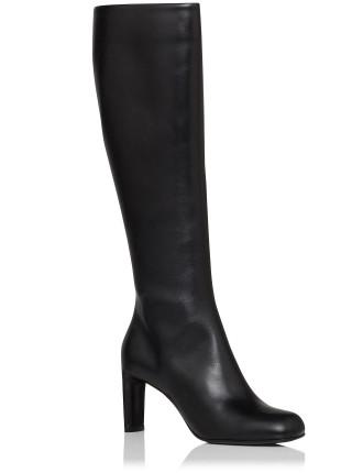 Long Boot In Vitello Glove 95mm