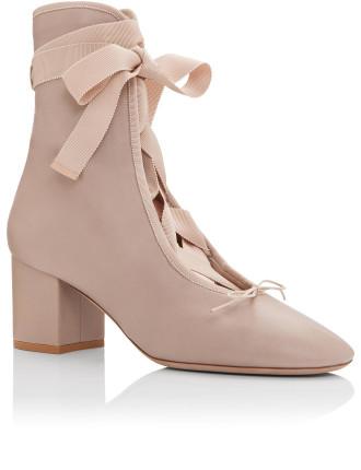 Ballet Booties Heel