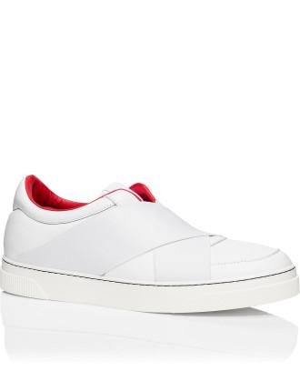 Slip On Sneaker White