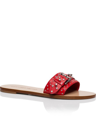 Flat Slide With Studs
