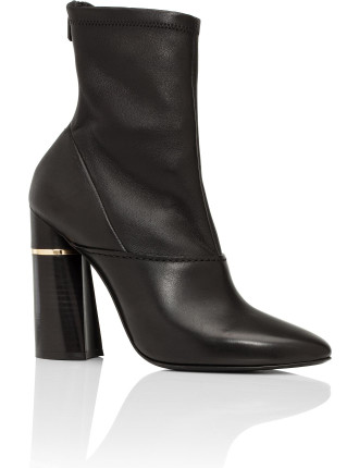 Kyoto - 105mm Stretch Boot With Heel Insert