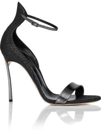 Victoria 100mm Sandal Blade Heel