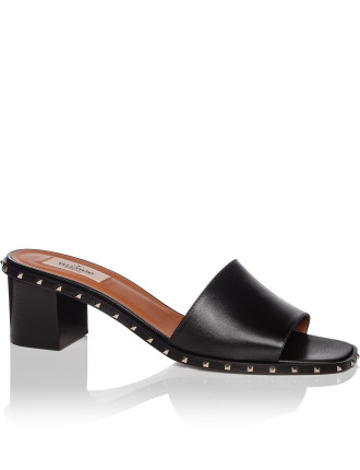 Soul Rockstud - Slide Calf W/ Studded Sole