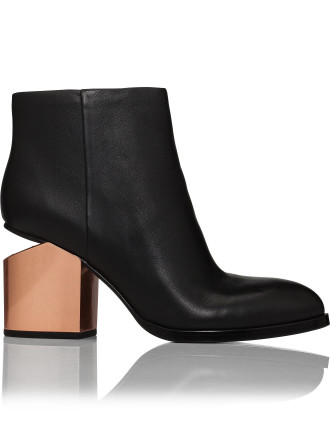 GABI BOOT METAL HEEL