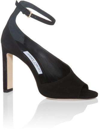 Theresa Leather Calf Sandal
