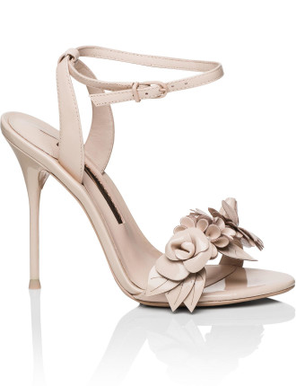 Patent Leather Lilico Sandal 100