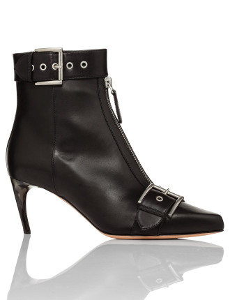 493578WHMUJ 0 BOOTIE WITH BUCKLES
