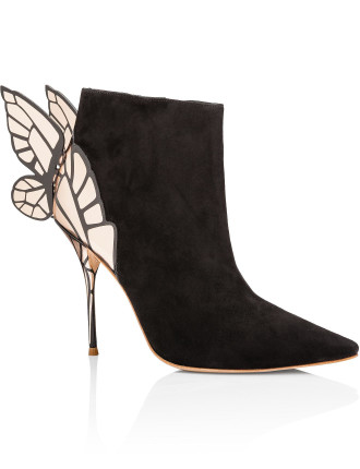 SWAW15108 SUEDE Chiara Ankle Boot 100MM