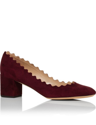 Ch26230 E01  Lauren 40mm Pump  Suede