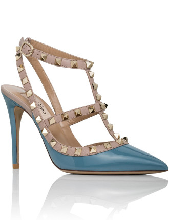Nw1s0393 Vnw Patent Ankle Strap 100 Rockstud