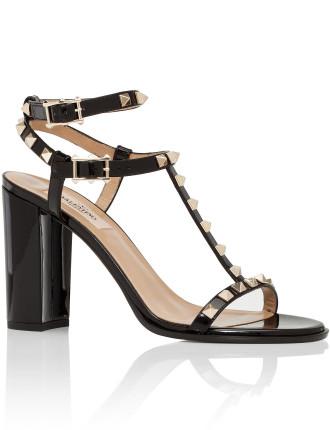 Nw1s0d28 Vbh Patent New Sandal Rockstud 90 Chunchy Heel