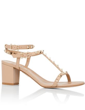 Nw1s0d29 Vbp Vitello New Sandal Rockstud 60 Chuncky Heel