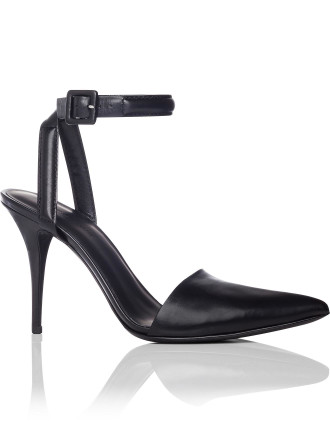 Lovisa Black Baby Calf Heel