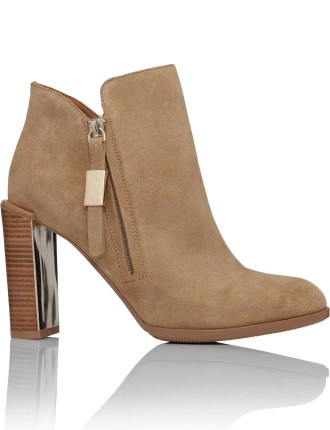 High 9 Inch Heal Ankle Boot