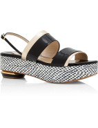 Watersnake Flat Sandal $647.50