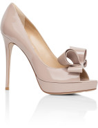 Patent Peep With Bow Trim Platform $615.30