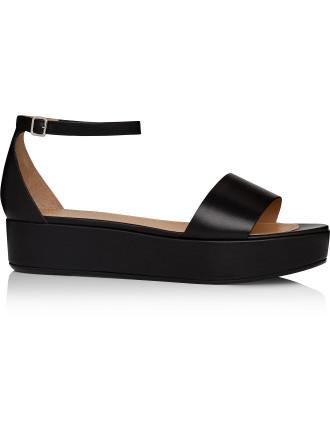 Baratheon Calf Flatform Sandal