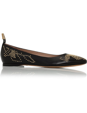 Susanna Nappa Ballet With Gold Studs