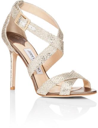 Lottie 100 Glitter Sandal
