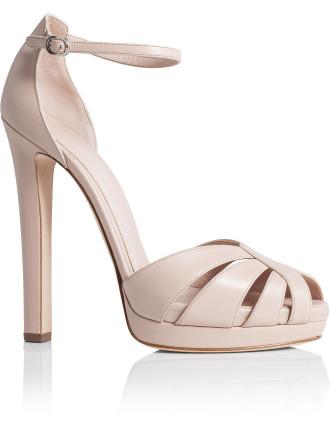 Sandal With Platform 1350mm