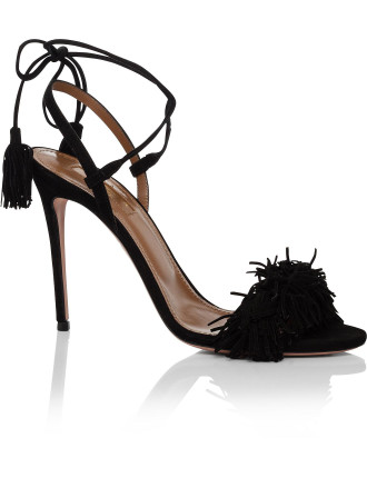 Wild Thing Sandal With Fringe 105mm
