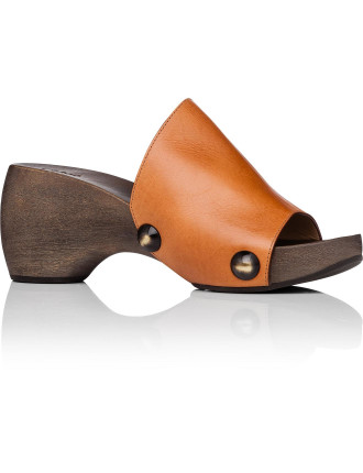 Wooden Clog 75mm