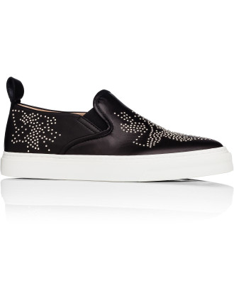 Sussana Sneaker With Silver Studs