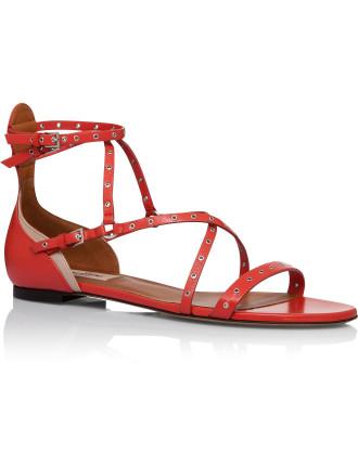 Love Latch Flat Sandal