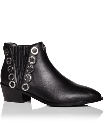 Lexi Ieyelet Low Boot