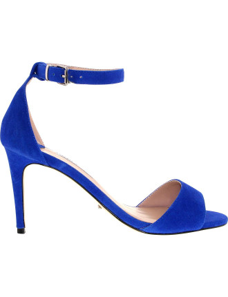 Jaxyn High Heel Sandal With Ankle Strap